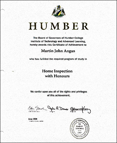why home inspection - angus martin hamilton